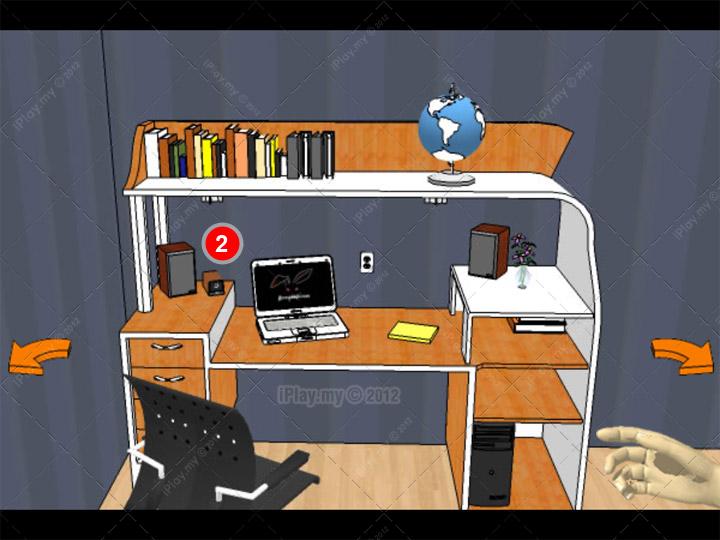 Stalker 2 Room Escape Walkthrough | iPlay.my