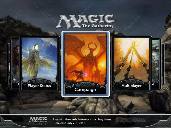 Magic 2013 cover