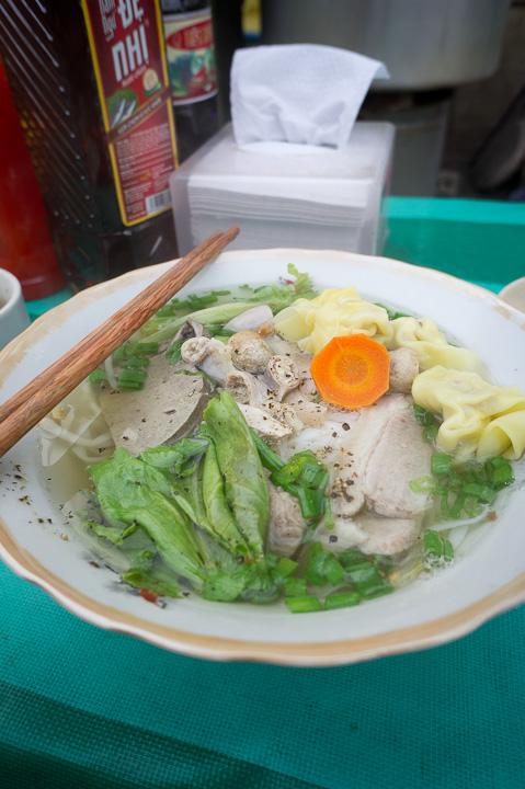 Vietnamese noodle soup, Pho
