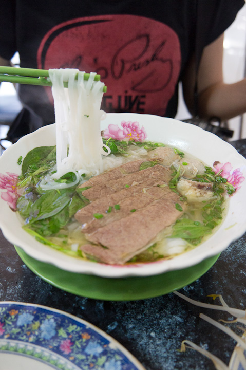 Another Beef noodles (Pho)