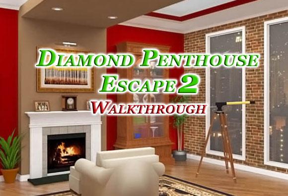 diamond escape 2 walkthrough cover