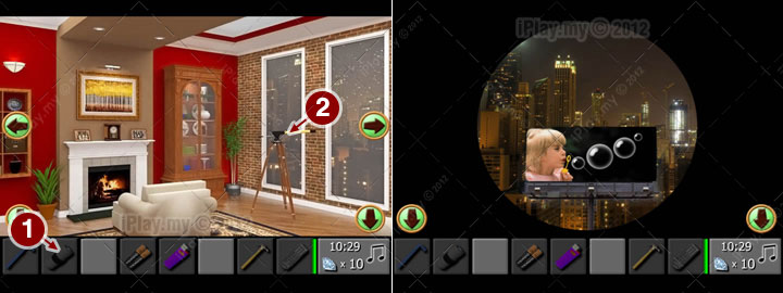 diamond escape 2 walkthrough unlock the lid drawer 3a