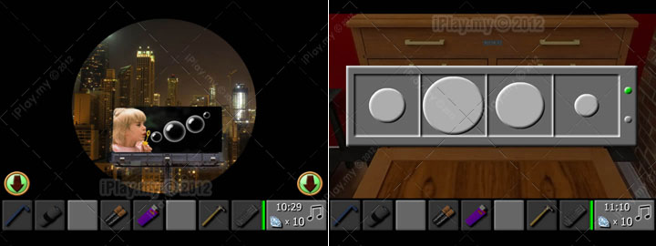 diamond escape 2 walkthrough unlock the lid drawer 3b