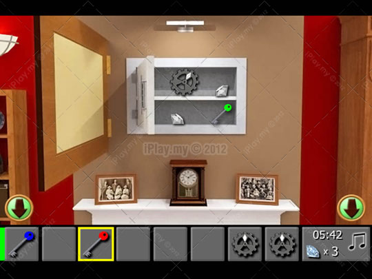 diamond escape 2 walkthrough unlock the picture frame 3