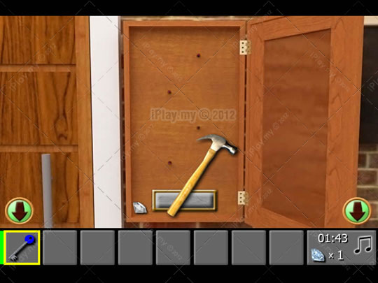 diamond escape 2 walkthrough unlock the small cabinet 02