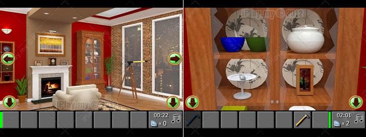 diamond escape 2 walkthrough unlock the small cabinet 03