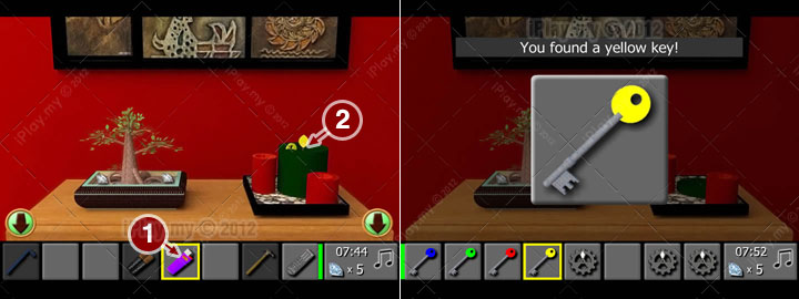 diamond escape 2 walkthrough unlock the wooden lid 2