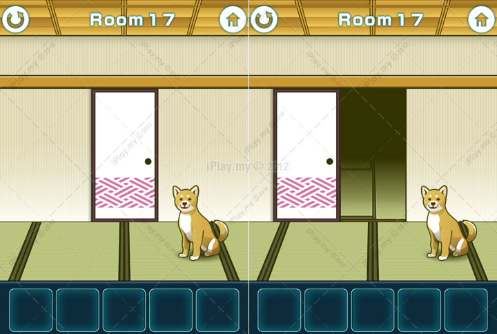 100 Fusumas Room Escape Walkthrough Iplay My Page 17