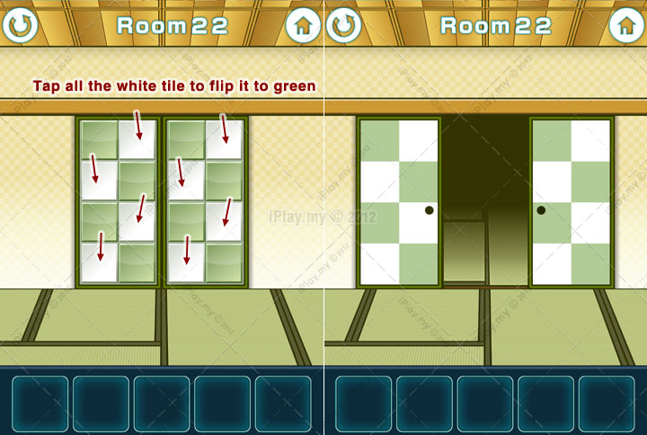 100 Fusumas Room Escape Walkthrough Iplay My Page 22