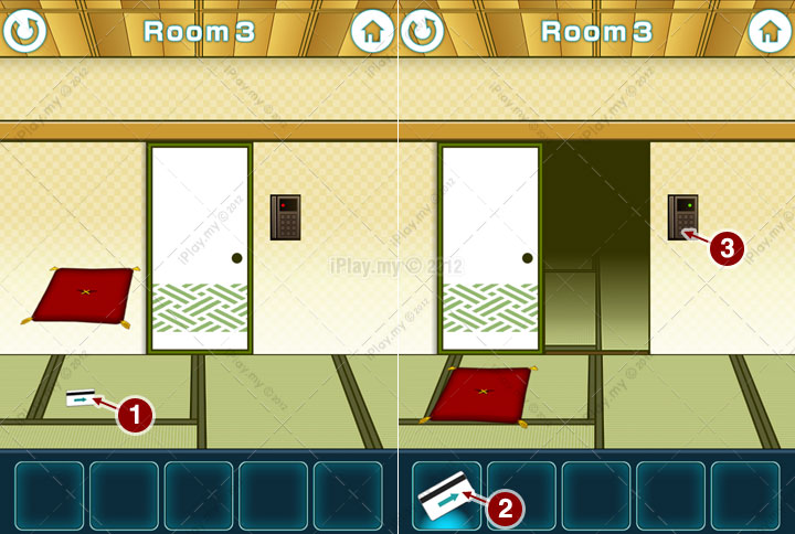 100 Fusumas Room Escape Walkthrough Iplay My Page 3