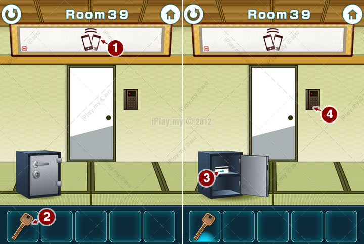 100 Fusumas Room Escape Walkthrough Iplay My Page 39