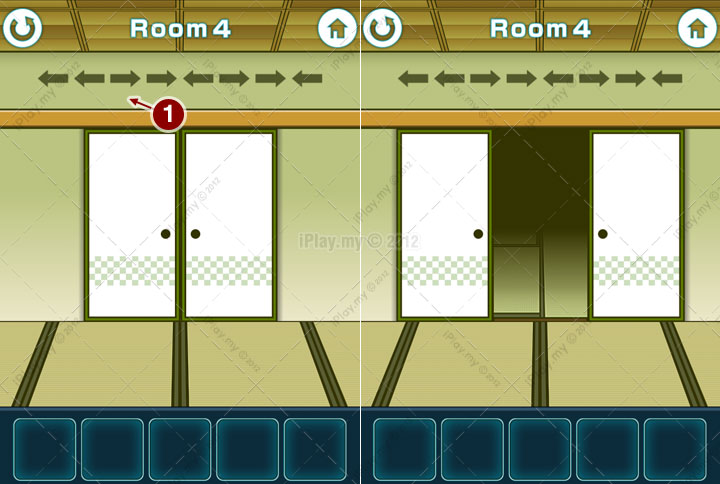 100 Fusumas Room Escape Walkthrough Iplay My Page 4