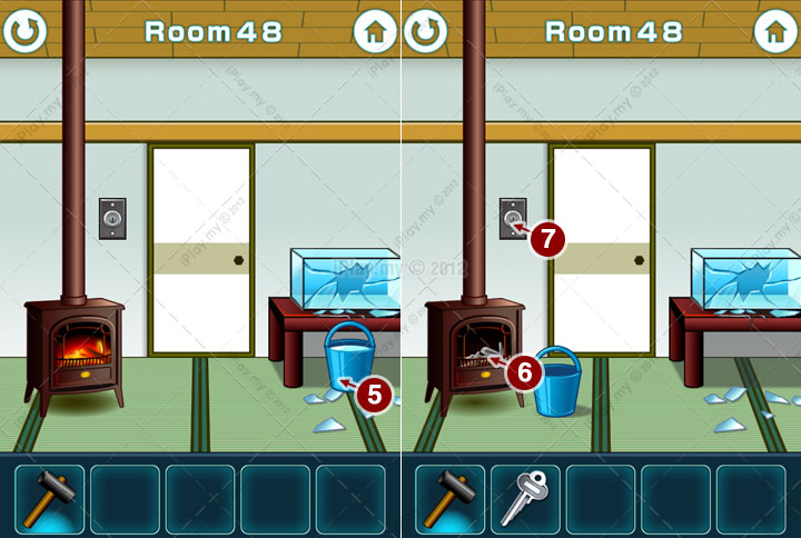 100 Fusumas Room Escape Walkthrough Iplay My Page 48