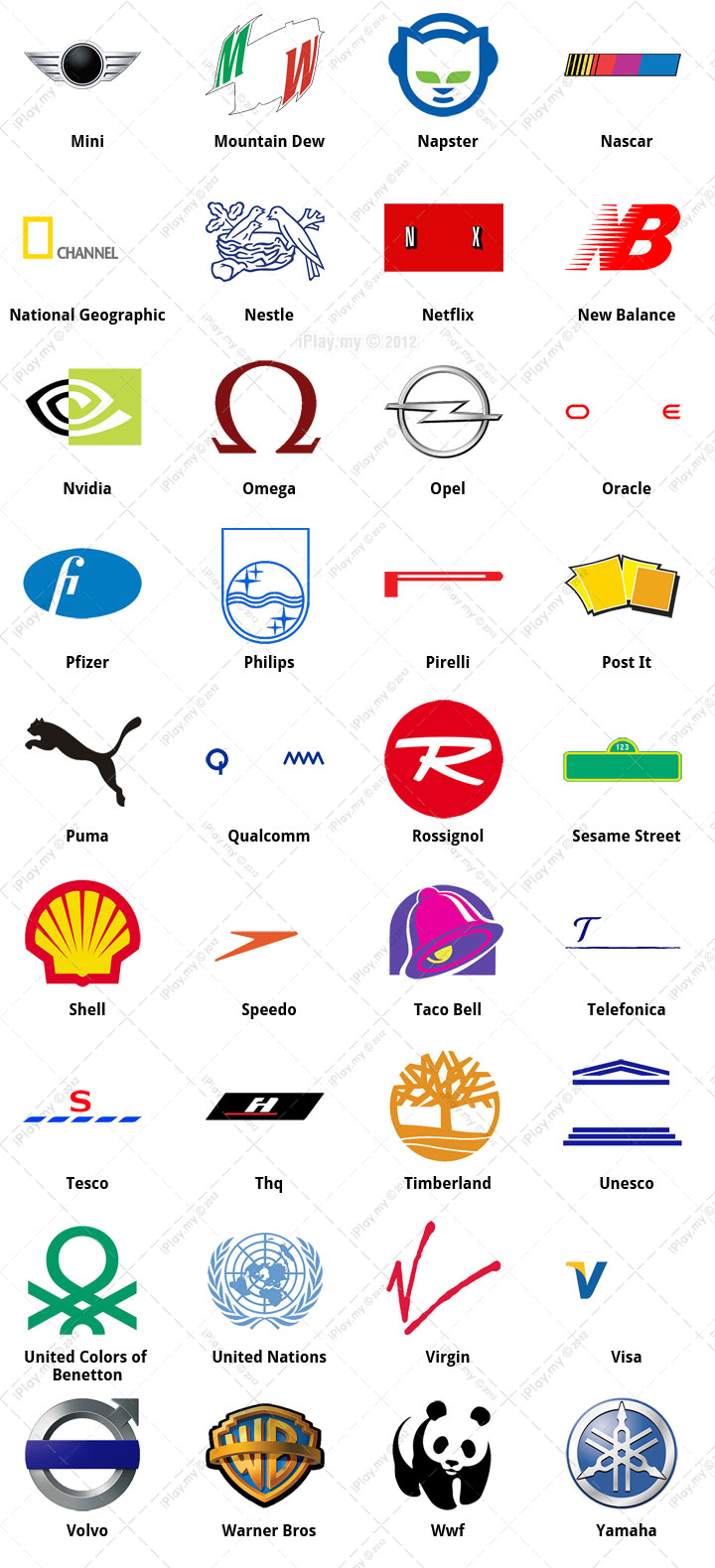 quiz logo game answers level 3