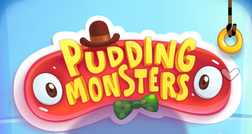 Pudding Monsters Cover