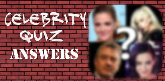 Celebrity Logo Quiz Answers Celebrity-quiz-answers-cover