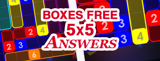 Boxes Free 5x5 Cover