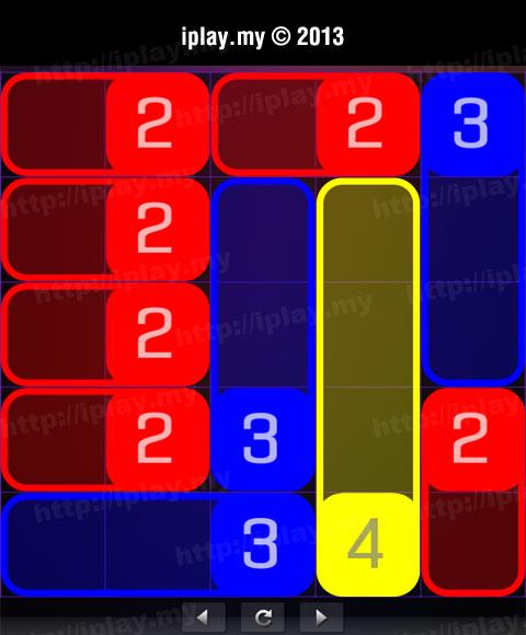 Boxes Free 5x5 Level 1