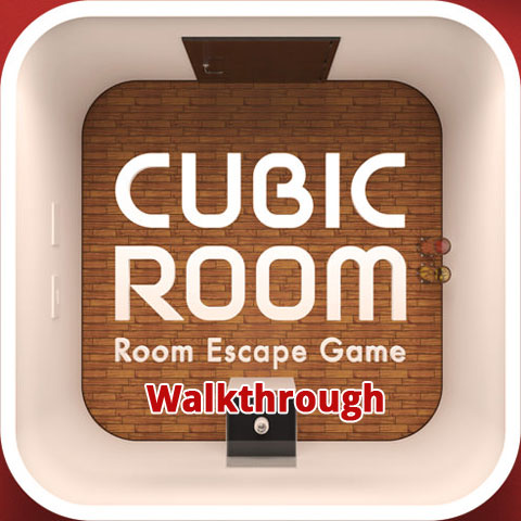 CUBIC ROOM escape Walkthrough Cover