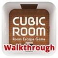 CUBIC ROOM escape Walkthrough featured