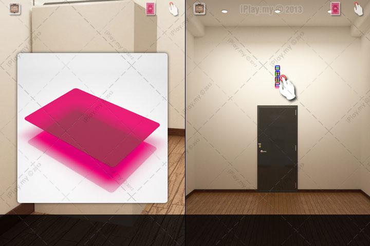 Cubic Room Room Escape Walkthrough Iplay My