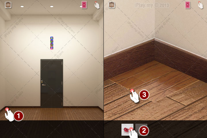 Cubic Room Room Escape Walkthrough Iplay My Page 2