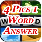 4 Pics 1 Words Answers Featured