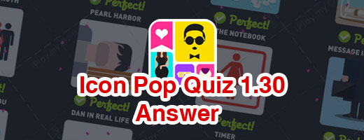 Icon Pop Quiz Love Season Answers Cover