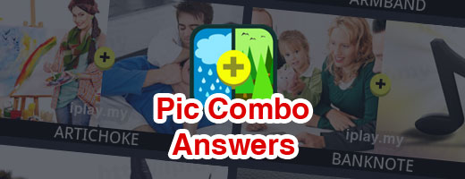 Pic Combo Answers List with Pictures Cover