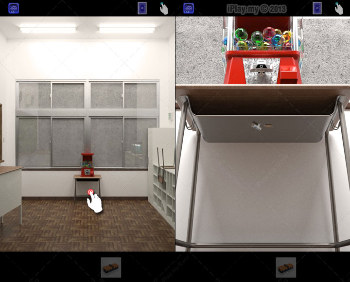 Cubic Room 2 Room Escape Walkthrough Iplay My