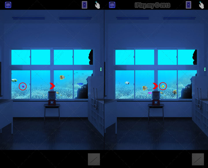 Cubic Room 2 Room Escape Walkthrough Iplay My Page 6