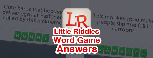 little riddles word game answers iplay my