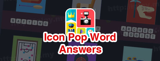 Icon Pop Word Answers Cover
