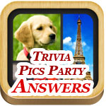 Trivia Pics Party Answers General Cover