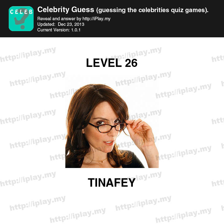 Guess Celebrity 2015 Answers Level 1-100 - App Cheaters