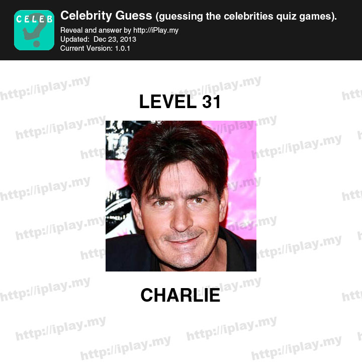 Celebrity Quiz – Guess the Star! – Level Pack 4 Answers ...