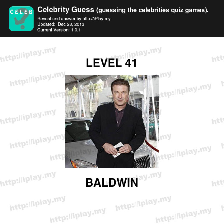 Celebrity Guess! - Level 4 Answer 41-60 - YouTube