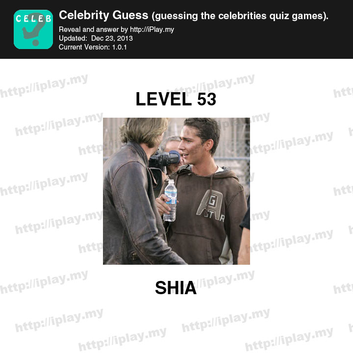 Guess The Celebrity (Taps Arena): Pack 3 Level 23 Answer ...