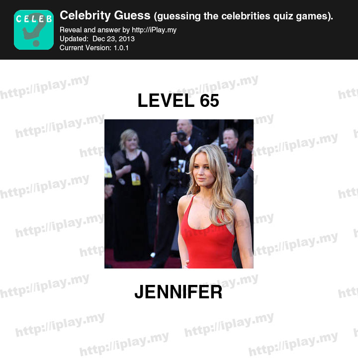 Celebrity Guess Level 146 - Funscrape