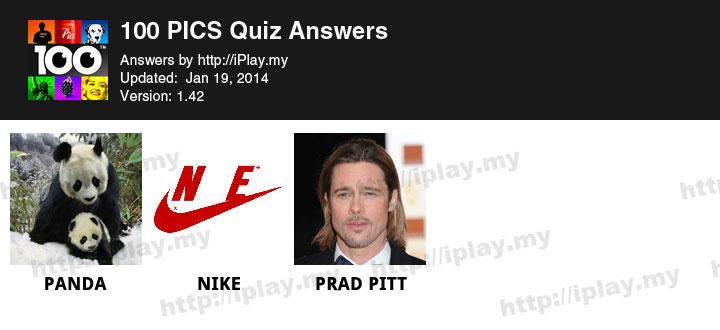 100-Pics-Quiz-Answers