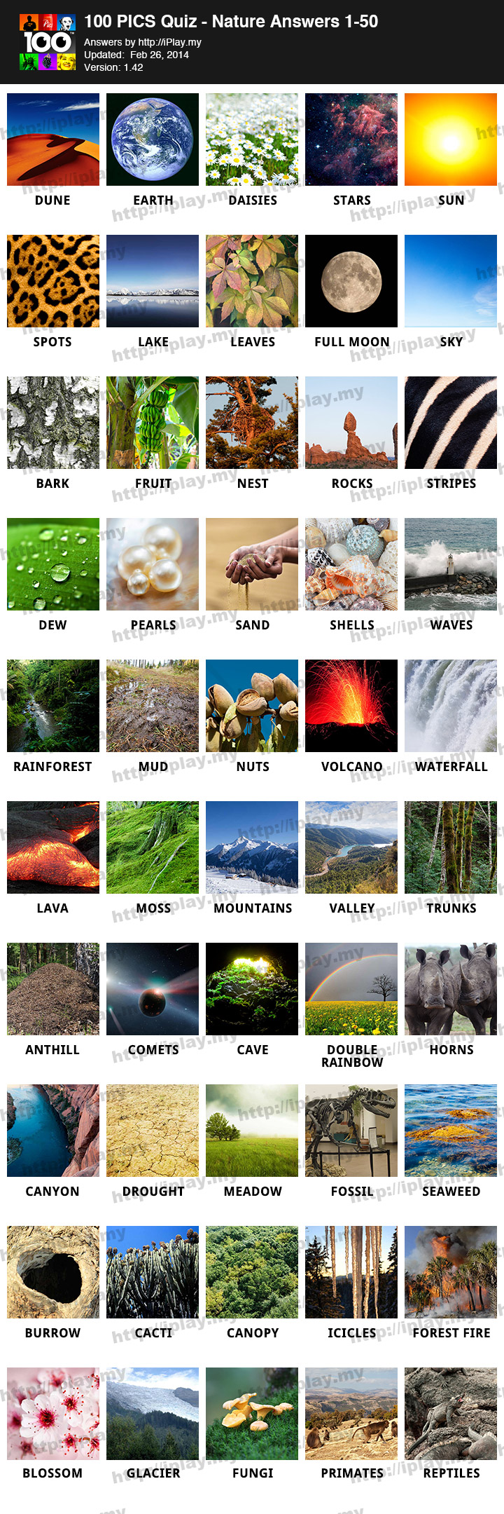 100-Pics-Quiz-Nature-Answers-1-50