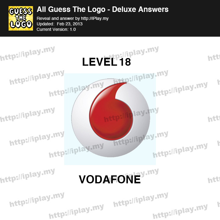 Logo Guess Answers Level 18 All Guess The Logo Level 18 Jpg