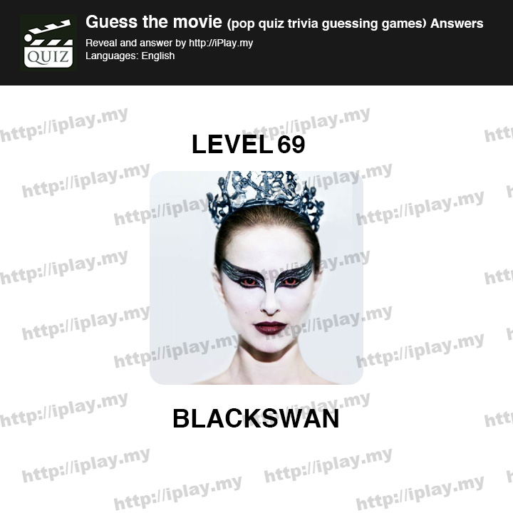 guess the movie pop quiz answers