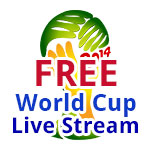 watch World Cup 2014 livestream for FREE