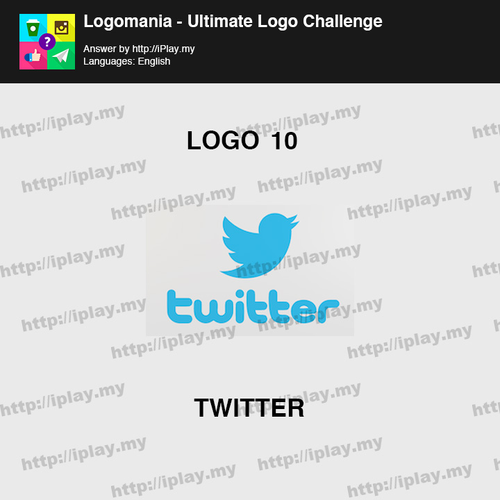 Logomania - Ultimate Logo Challenge Level 10