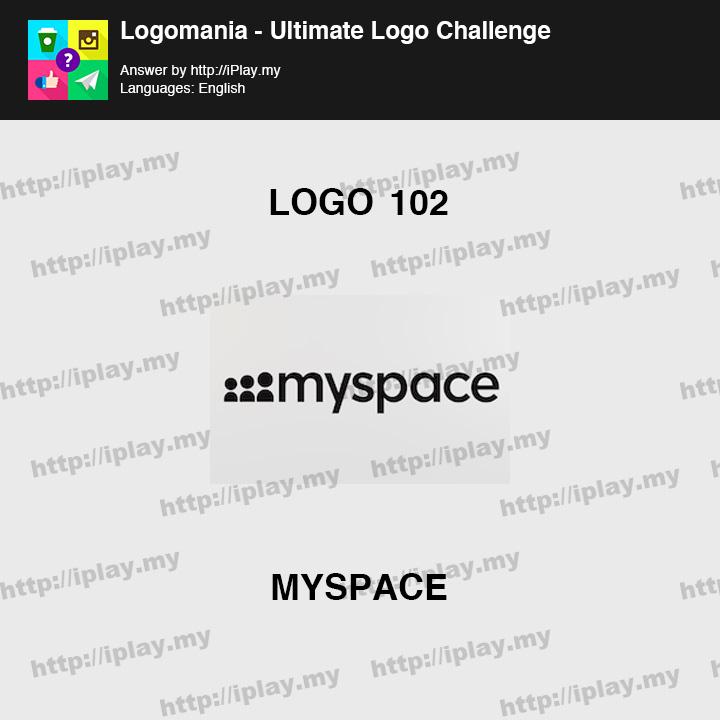 Logomania - Ultimate Logo Challenge Level 102