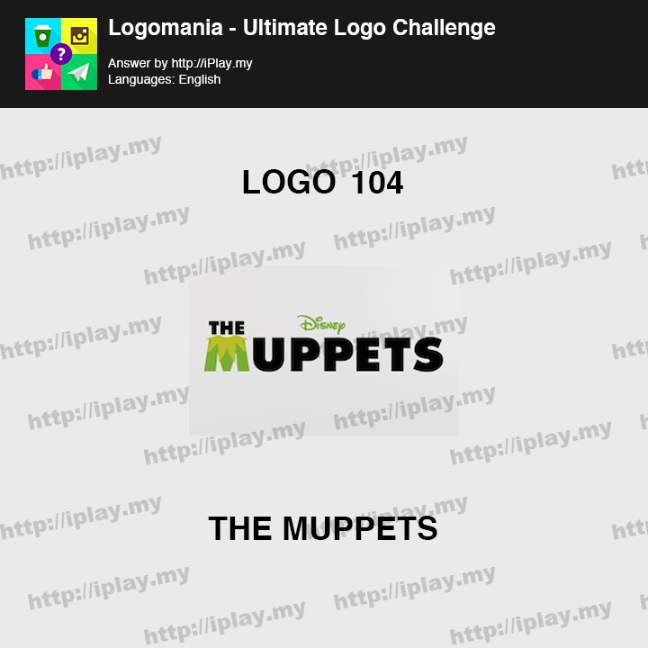 Logomania - Ultimate Logo Challenge Level 104
