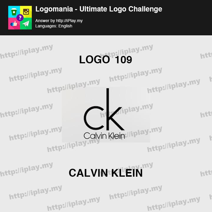 Logomania - Ultimate Logo Challenge Level 109