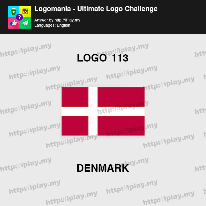 Logomania - Ultimate Logo Challenge Level 113