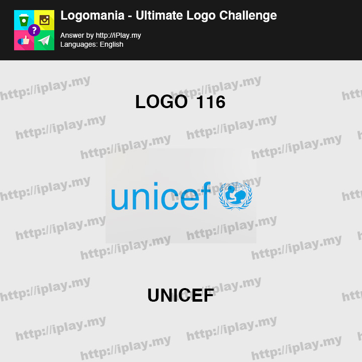 Logomania - Ultimate Logo Challenge Level 116
